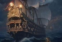 a pirates life for me / by Alli Humphrey