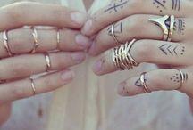 jewels + gems.