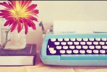 type'd / antique typewriters.  / by niki d.