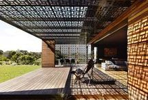 Architecture - Inside n Out / by Judith B Tata