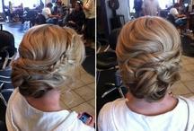 wedding hair  / by Alli Humphrey