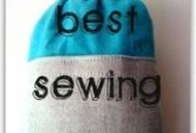 sewing! / by Alli Humphrey