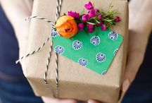 Wrapping / Everything about gifts / by Ilona Lukashevich