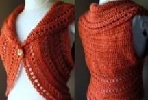 chrochet / haken/chrochet clothes / by Devliegere Carine