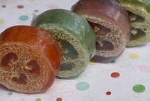 Stuff we make!  / a show casing of Green Bubble Gorgeous' 100% natural handmade bath luxuries