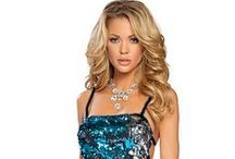Hot Sexy Club Glam / They won't take their eyes off of you in these sexy mini dresses.