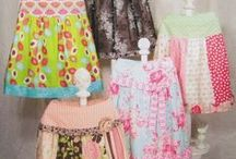 Fun skirts / by Kimberley Ledbetter