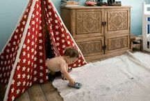 Kids rooms / Um menino e uma menina felizes em 15m2