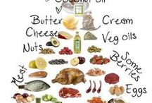 Healthy eating LCHF