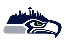 Seattle Seahawks / Seattle Seahawk Party ideas, Football party ideas, DIY projects and more!
