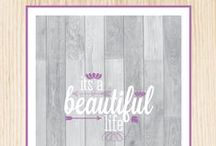 // THE CLASSIC PLANNERS / All the lovely Classic series Home Organizing printables from my blog - and they're all free :) Choose from four gorgeous colors - Hemlock Green, Radiant Orchid, Peach and Placid Blue. Updated for 2016 too!