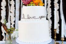 wedding # CAKE
