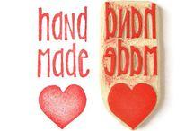 handmade # STAMPS