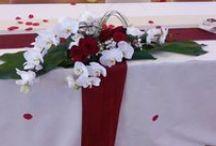 Idées mariage / Plusieurs idée de mariage (bouquets, broches, centre de table, etc...)