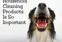 Pet Safe Cleaning Products / We all love our pets beyond reason but sometimes we wish our house was a little less smelly. BUT we want to stay safe with pet safe cleaning products!