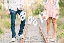Casamento | Formas criativas de anunciar o casamento