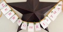 Christmas Crafts and DIY / Simple and Easy Christmas Crafts and diy projects!