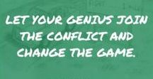 Rick Ackerly, Genius in Children & Other Genius Quotes / Quotes from GeniusInChildren.org, Author, Speaker, Educator, Coach, Rick Ackerly, as well as other notable personalities.  Designed by @RuggedPixie Elvira Palmes Manlulu