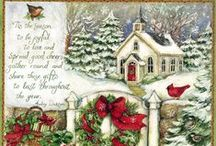 An Old Fashioned Christmas / by Jackie Primrose
