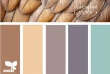 Color Combis ♡  / color combinations I love... ♡ / by Darling Nikki