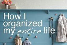 GETTING Organized / by Darling Nikki