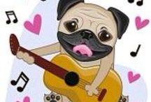 Pug Specialties / by Cindy Hight