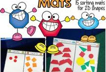 Teaching Math / Ideas and resources for teaching Math in the primary grades!