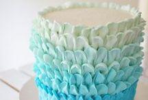Piece of Cake / Cake & cupcake ideas & inspiration
