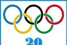 Homeschool - Olympics party! / Ideas for celebrating the olympics and using them to teach my kids.
