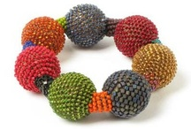 Jewelry - Beaded Bead / by Tamar DeJong