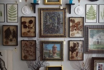 Wall decor..artwork, pictures, wall paper / by Beverly Cabaday