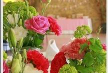eventos de Cosas con Encanto / decoraciones, candy bars (mesas de culces), meriendas, cenas... todo realizado por Cosas con Encanto