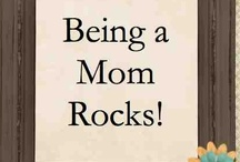 Parenting - Motherhood Rocks / Motherhood is the best. Why being a mom is worth celebrating!