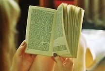 words, readings and books