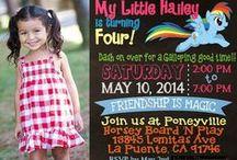 PARTY -- Invitations