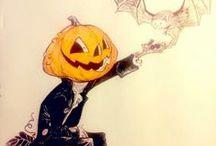 Holidays: Halloween / by Geoffrey Long