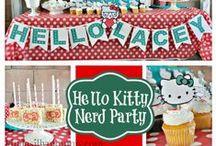 PARTY -- Hello Kitty