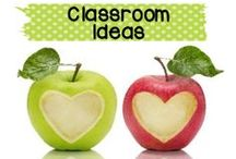 Classroom Tips, Tricks & Ideas / Ideas for the classroom! {Organization, Behavior, Technology}