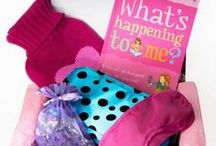 Dot Girl Products Press Page / Find out about Dot Girl Products, The Dot Girl First Period Kit, and where we've been seen in the world.