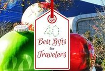 Travel Gifts & Gadgets / Wondering what to get the traveller in your life? Or not sure what travel gadgets to take on your travels?