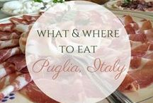 Italian Food / I've spent a lot of time in Italy and a lot of time eating food. On my best days those things happen at the same time. Here's my favourite Italian food as well some dishes I'd love to try.