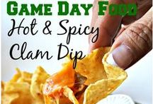 RECIPES - GAME DAY