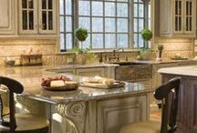 Beautiful Kitchens / by Elaine Nelson