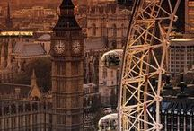 London Travel / Fancy yourself as a city slicker, where only the bright lights and constant buzz will do? Then get yourself to London