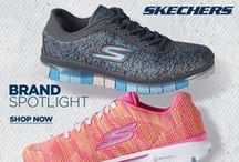 Fall into Comfort / Let comfort take your shoe game to the next level with Skechers® styles including Relaxed Fit, GOga Mat Technology, Sketch-AIR and Memory Foam footbeds!