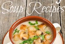 Soups! / Soup recipes / by Beverly Cabaday