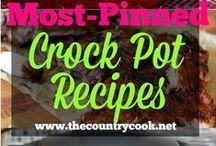 Crock Pot & One Pot Recipes / Crock pot and one pot recipes / by Beverly Cabaday