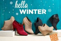 Holi-daze! / It's boot season! Shop our favorite cold weather looks. From booties to combat boots to equestrian-style -- we've got the perfect boot for you!
