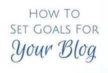 Blogging Tips + Tricks / Tips and tricks for running a successful blog