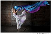 Dance shoot inspiration
